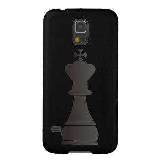 黒い王の駒 GALAXY S5 ケース