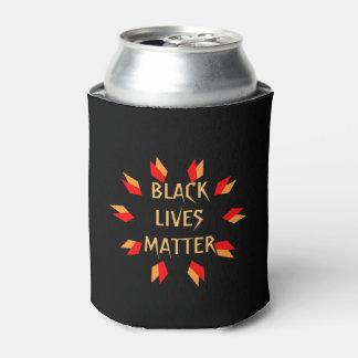黒い生命問題のクーラーボックス 缶クーラー