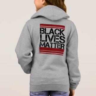 黒い生命問題 スウェットシャツ
