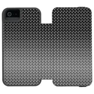 黒い真珠 INCIPIO WATSON™ iPhone 5 ウォレット ケース