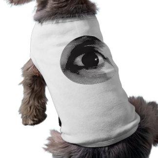 黒い瞳 ペット服