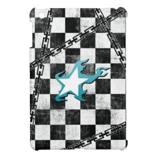 黒い石の射手の星及びレジ係 iPad MINI CASE