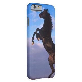 黒い種馬 BARELY THERE iPhone 6 ケース