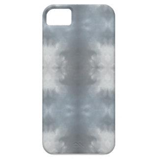 黒い絞り染めのiPhoneの箱 iPhone SE/5/5s ケース