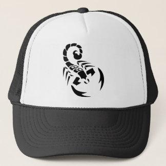 黒い蠍 キャップ