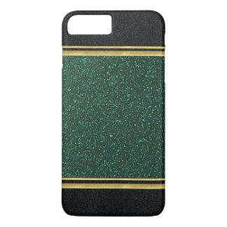 黒い金ゴールドのiPhone 7の細い薬莢 iPhone 8 Plus/7 Plusケース