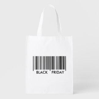 黒い金曜日 エコバッグ