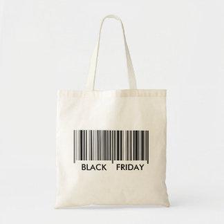黒い金曜日 トートバッグ