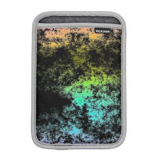黒い銀河系の雲の銀河系の宇宙の虹 iPad MINIスリーブ
