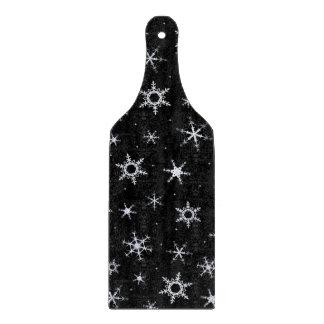 黒い雪片 カッティングボード