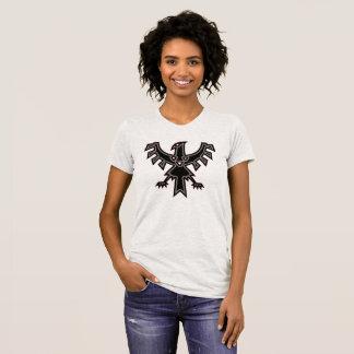 黒い雷鳥 Tシャツ