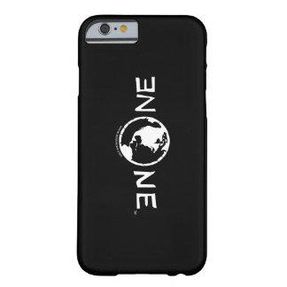 黒い電話及びタブレットの箱 BARELY THERE iPhone 6 ケース