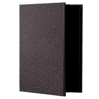 黒い革iPadの空気箱 iPad Airケース