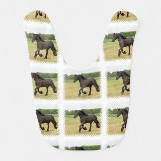 黒い馬 ベビービブ