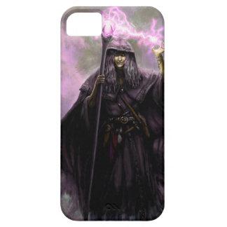 黒い魔法使い iPhone SE/5/5s ケース