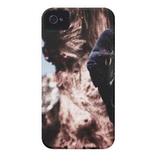 黒いAngelfish Case-Mate iPhone 4 ケース