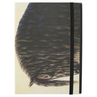 """黒いFriesianのばん馬 iPad Pro 12.9"""" ケース"""