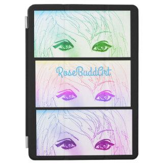 黒いipadの頭が切れるなカバー iPad proカバー