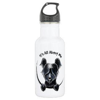 黒いSkyeテリアIAAM ウォーターボトル