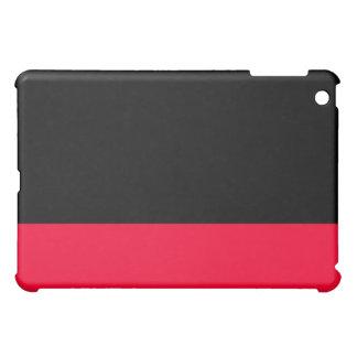 黒および深紅のSpeckの場合 iPad Mini カバー