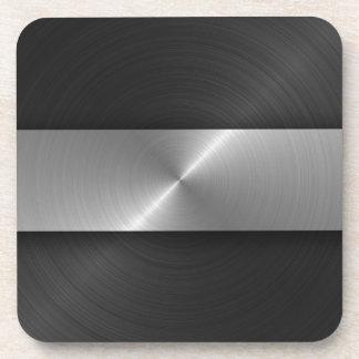 黒および鋼鉄 コースター