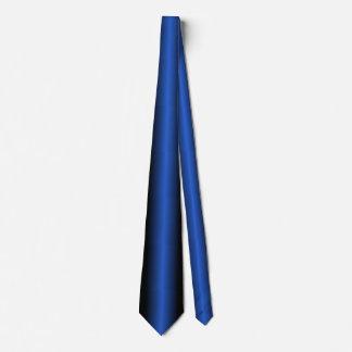 黒くおよび青のタイ ネックウェアー