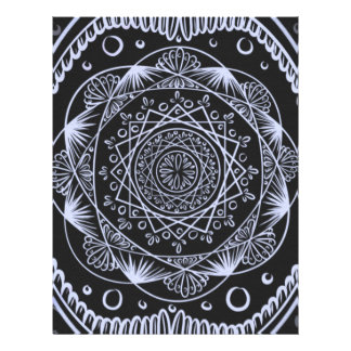 黒くしま、直る禅パターンチャクラを覚醒させます レターヘッド