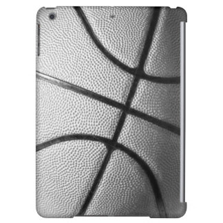 黒く及び白いバスケットボール