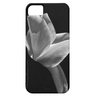 """黒く及び白いiPhone 5の箱の""""ナマステ"""" iPhone SE/5/5s ケース"""