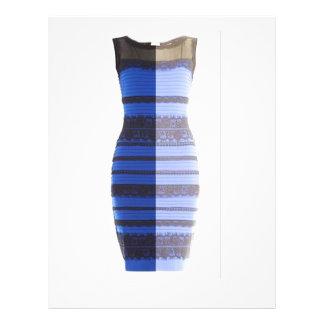 黒く青いホワイトゴールドの割れたイメージの服のフライヤpic チラシ