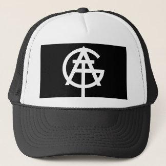 黒のすべてのよい事AGTのロゴ キャップ