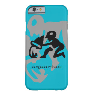黒のアクエリアス BARELY THERE iPhone 6 ケース