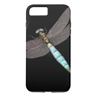 黒のデジタルトンボ iPhone 8 PLUS/7 PLUSケース