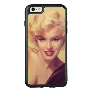 黒のマリリン オッターボックスiPhone 6/6S PLUSケース