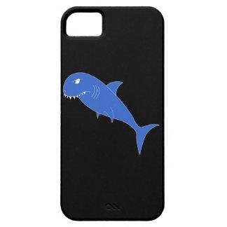 黒のヨシキリザメ iPhone SE/5/5s ケース