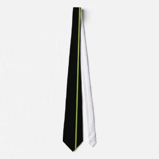 黒の人間の特徴をもつ緑の薄い垂直線 タイ