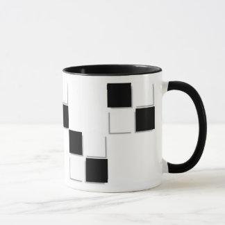 黒の点検のマグ… マグカップ