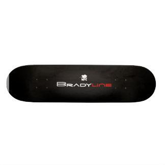 黒の猿 20CM スケートボードデッキ