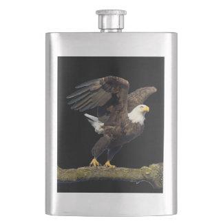 黒の白頭鷲の跳躍 フラスク