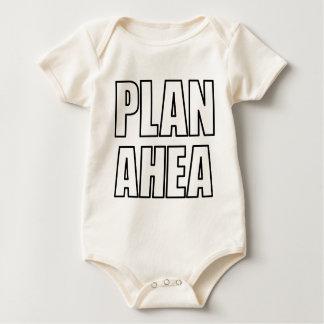 黒の計画AHEA ベビーボディスーツ