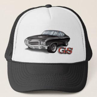 黒の69 Buick GS キャップ