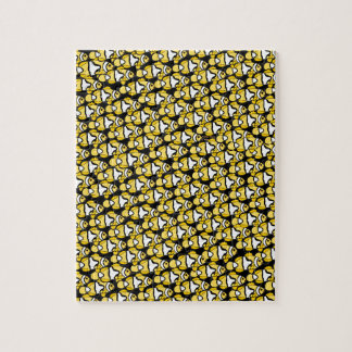 黒のClownfishパターン ジグソーパズル