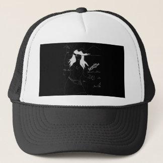 黒のEsmeraldaのロードショーの公式のロゴ キャップ