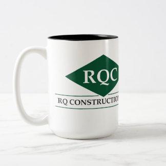 黒のRQ 2の調子のマグ ツートーンマグカップ