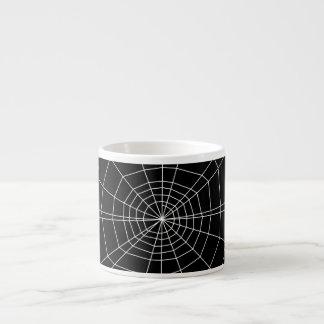 黒のspiderweb エスプレッソカップ
