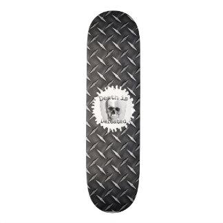 黒ダイヤのプレートの一見のスケートボード 19.7CM スケートボードデッキ