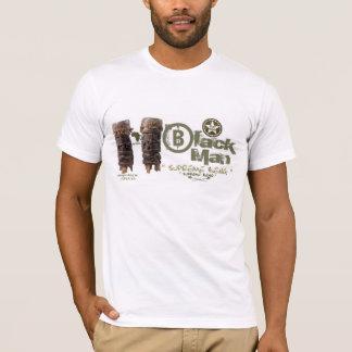 黒人男性の最高のティー Tシャツ