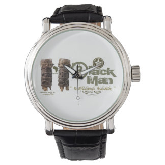 黒人男性の最高の腕時計 腕時計