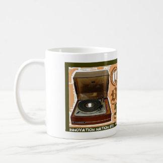 黒人男性の精神のコーヒー・マグ コーヒーマグカップ