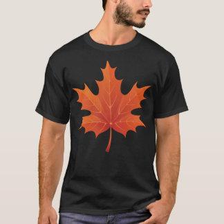 黒人男性のTシャツの葉 Tシャツ